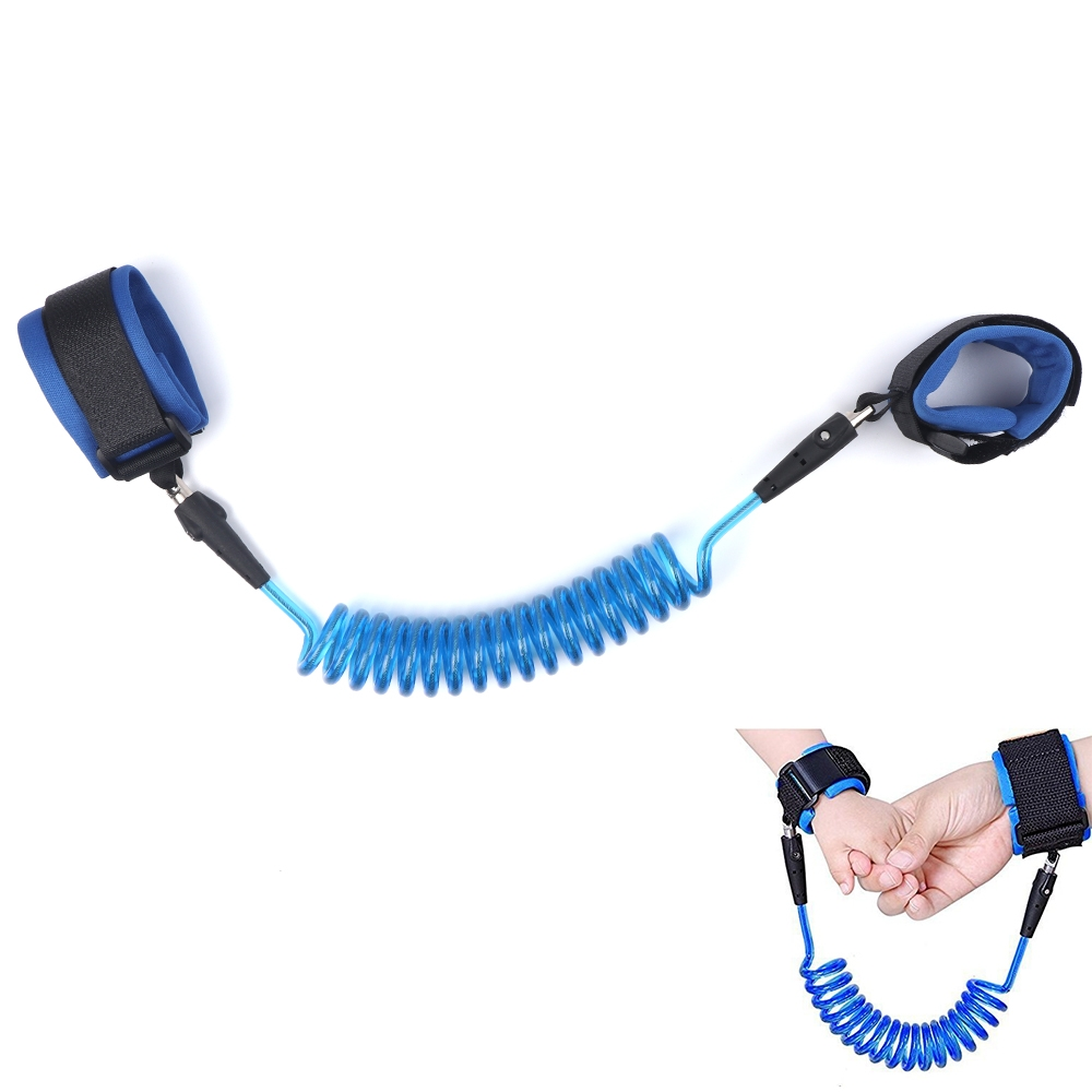 Anti Lost Wrist Link Toddler Wrist Leash Child Safety Leash