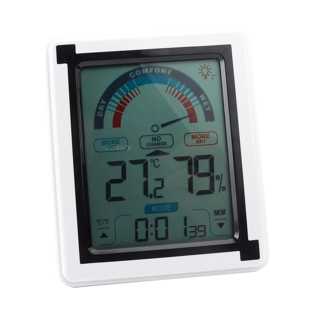 Digital Hygrometer Indoor Thermometer