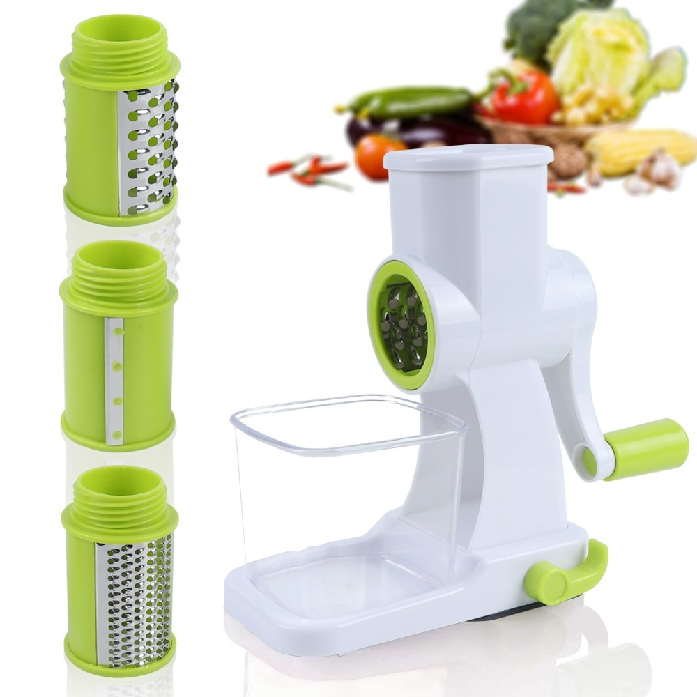 Multifunction Magic Rotate Vegetable Cutter