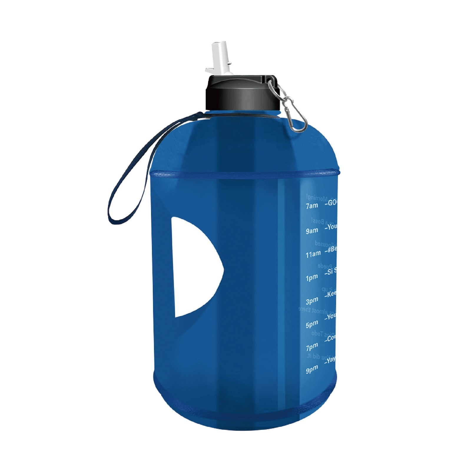 1 Gallon Sports Kettle 378l Straw Cup Capacity Outdoor Travel Kettle