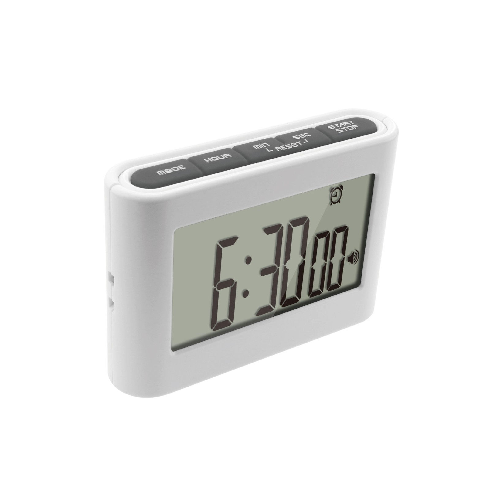 Kitchen Timer With Vibrating Night Light And Silent Countdown