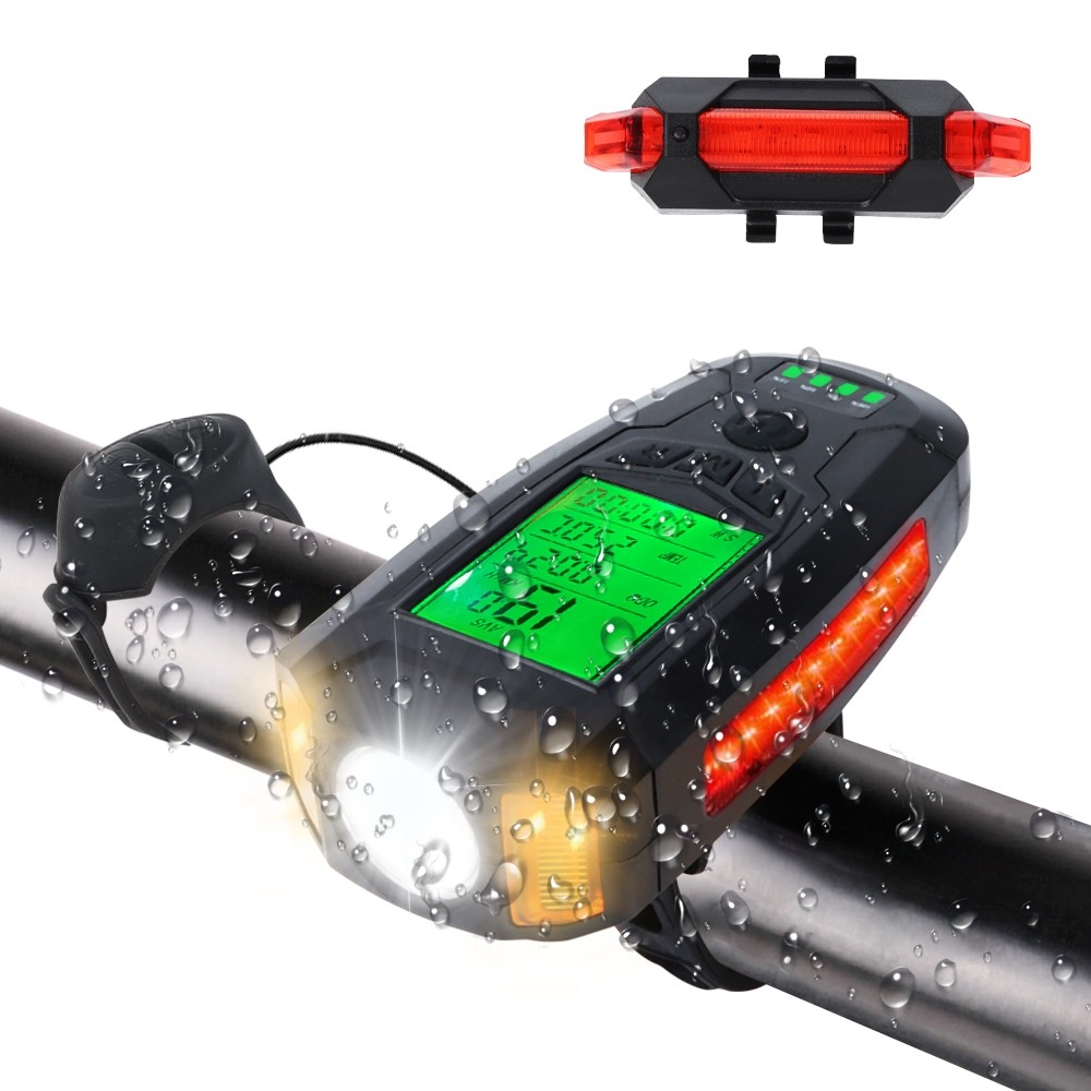 Portable Bicycle L Set For Outdoor Cycling Lighting